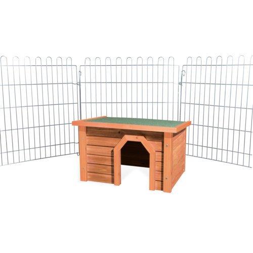 TRIXIE Kleintierhaus Natura aus Holz Preview Image