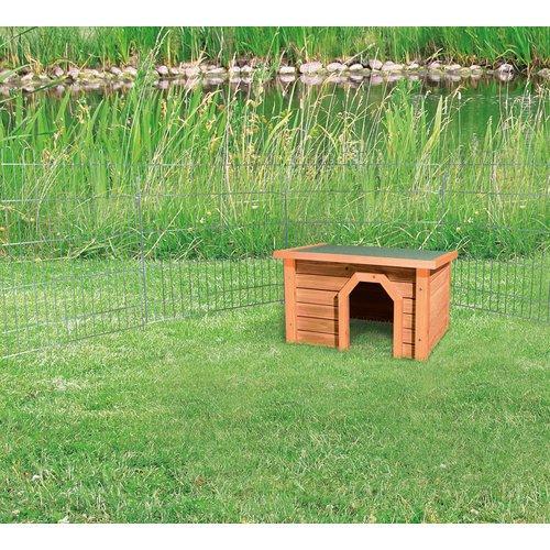 TRIXIE Kleintierhaus Natura aus Holz 62395, Bild 4