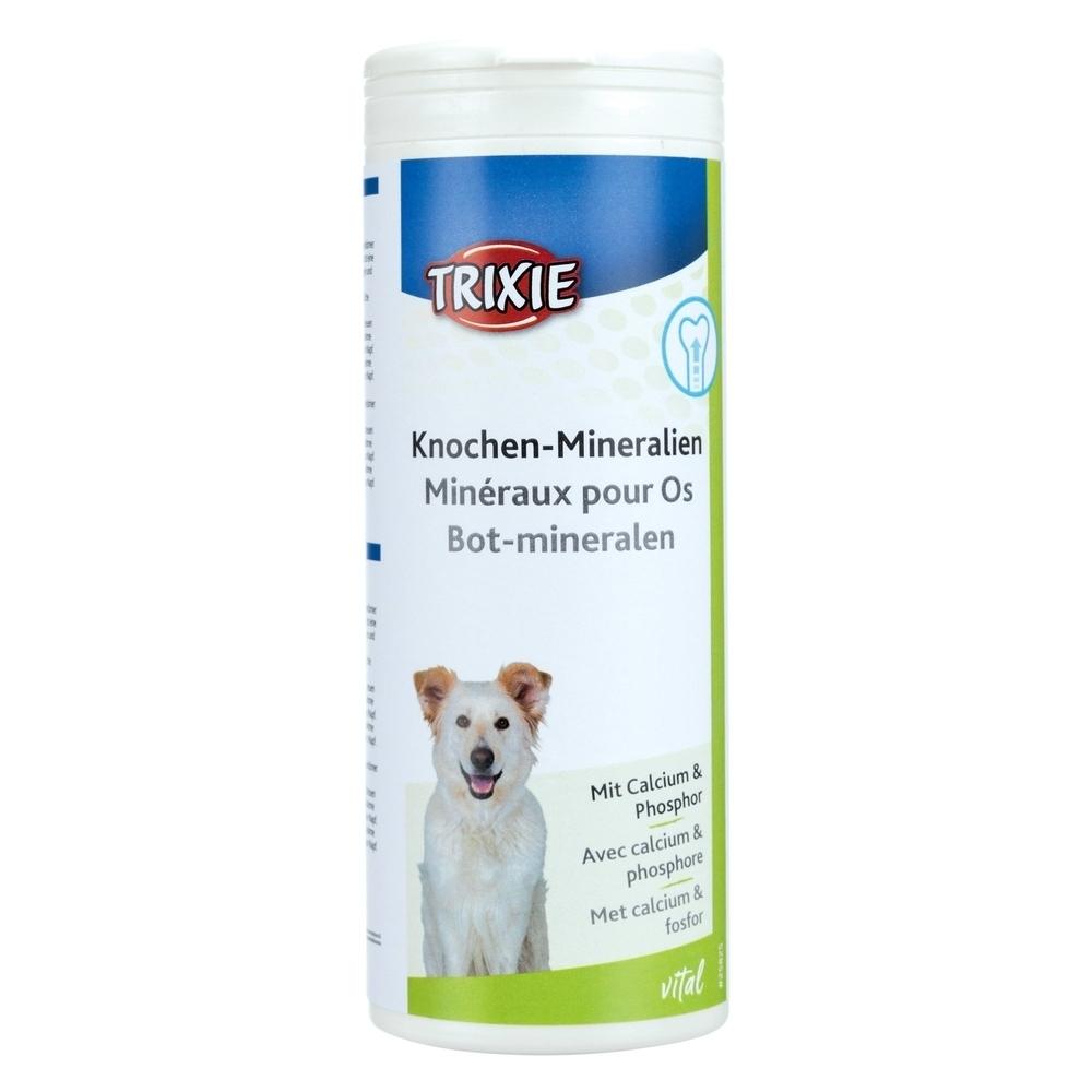 Trixie Knochen-Mineralien für Hunde, Pulver, D/FR/NL, 800 g