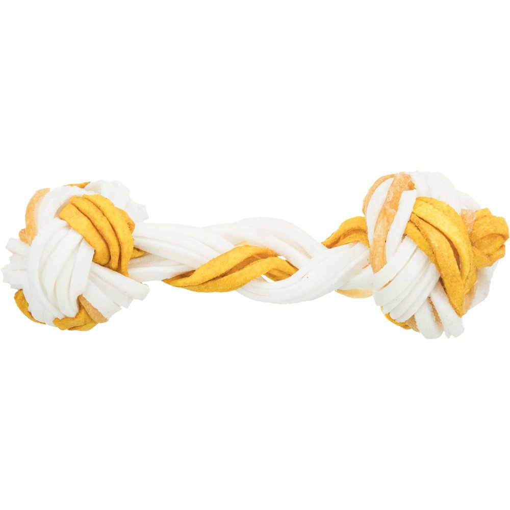 Trixie Denta Fun Knotted Chewing Bones, 10 cm, 8 x 15g