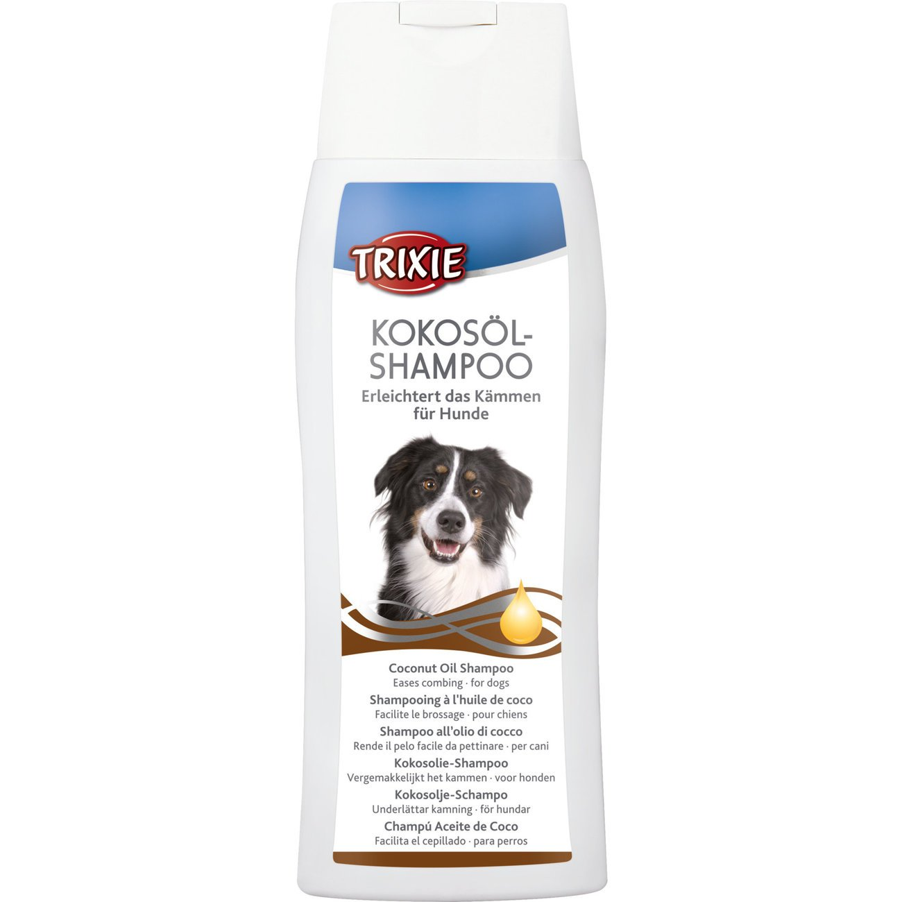 Trixie Kokosöl Hunde Shampoo, 250 ml