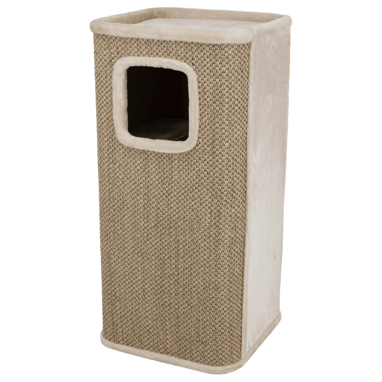 Trixie Kratztonne Cat Tower Corrado 44958, Bild 2