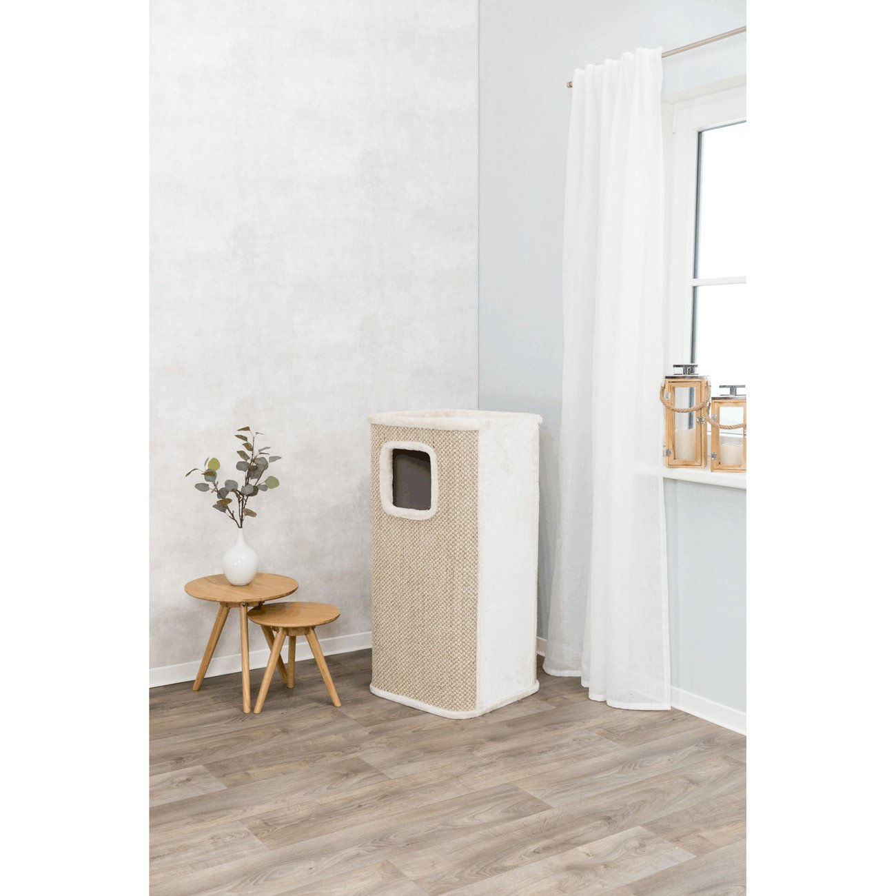 Trixie Kratztonne Cat Tower Corrado 44958, Bild 10