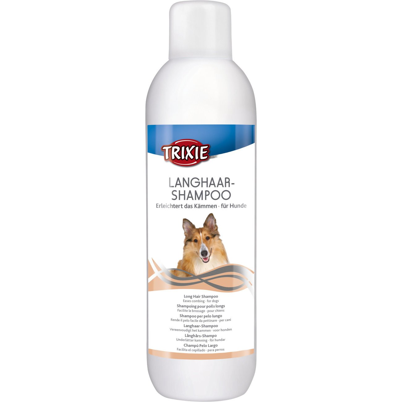 Trixie Langhaar Hundeshampoo, 1 l