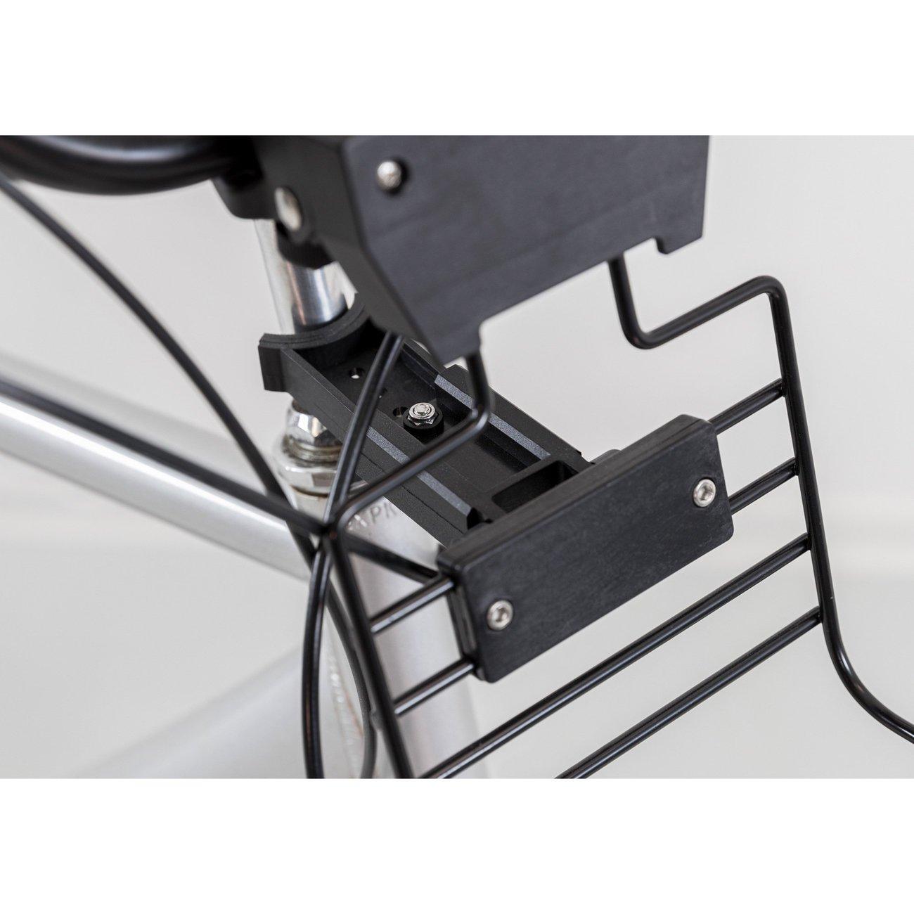 TRIXIE Lenker Front-Fahrradkorb für Hunde 13108, Bild 10