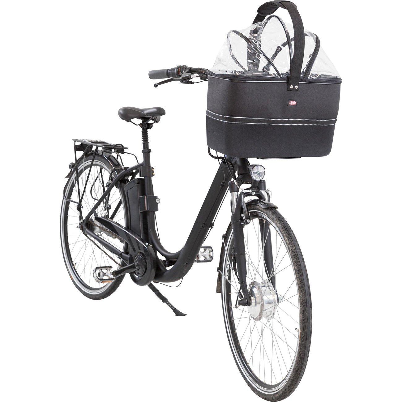 TRIXIE Lenker Front-Fahrradkorb für Hunde 13108, Bild 4