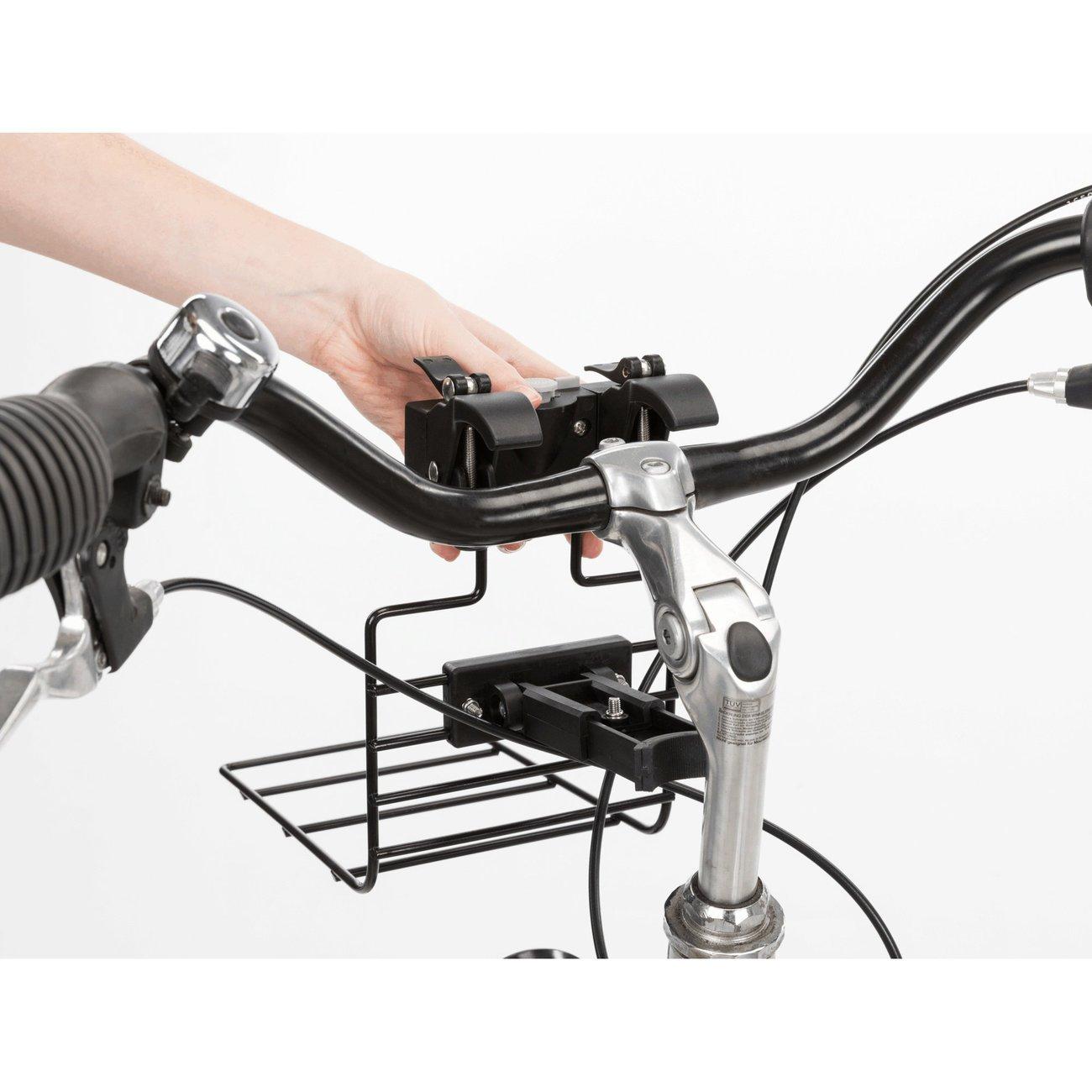 TRIXIE Lenker Front-Fahrradkorb für Hunde 13108, Bild 20