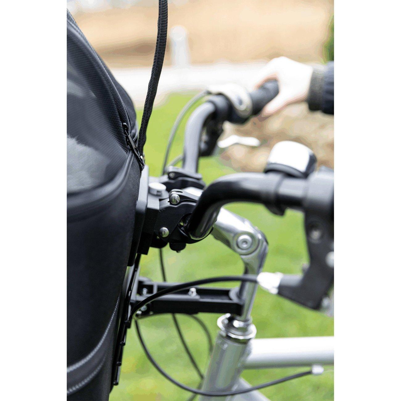 TRIXIE Lenker Front-Fahrradkorb für Hunde 13108, Bild 27