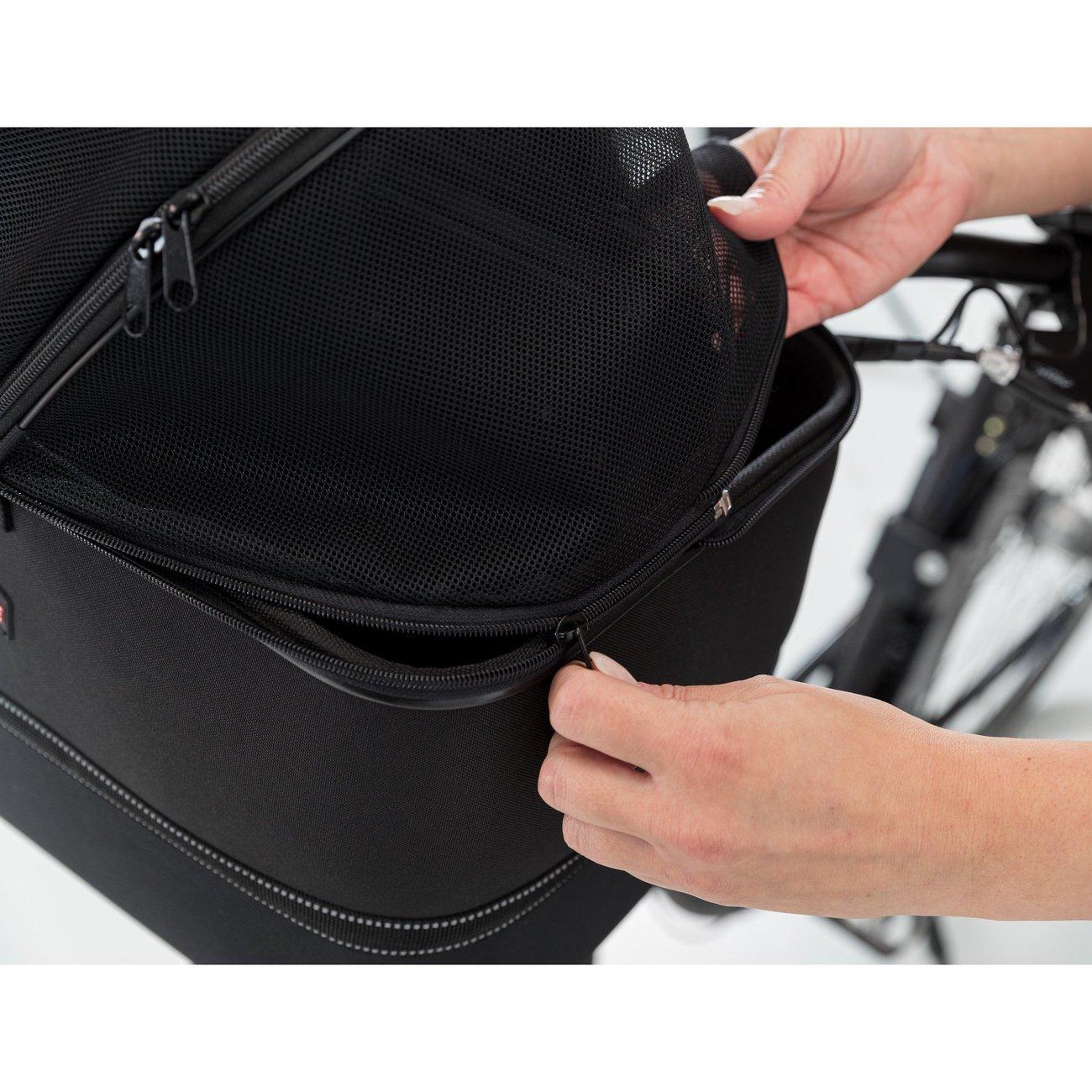 TRIXIE Lenker Front-Fahrradkorb für Hunde 13108, Bild 28