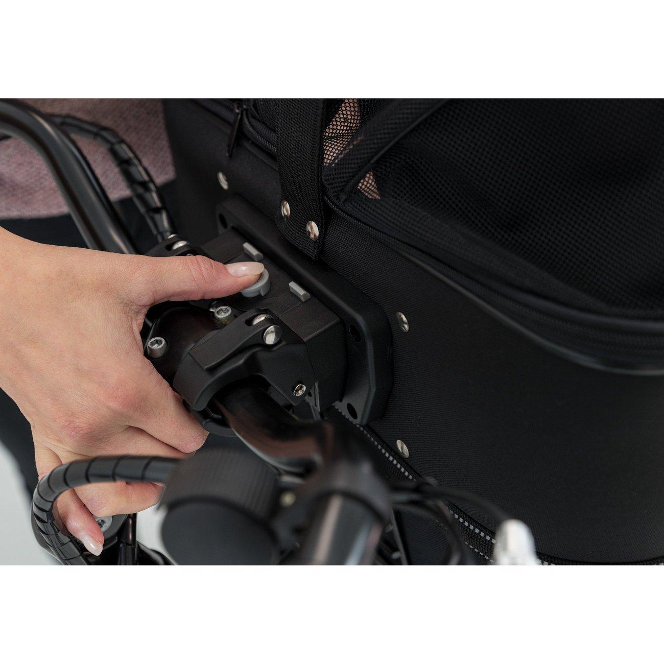 TRIXIE Lenker Front-Fahrradkorb für Hunde 13108, Bild 31