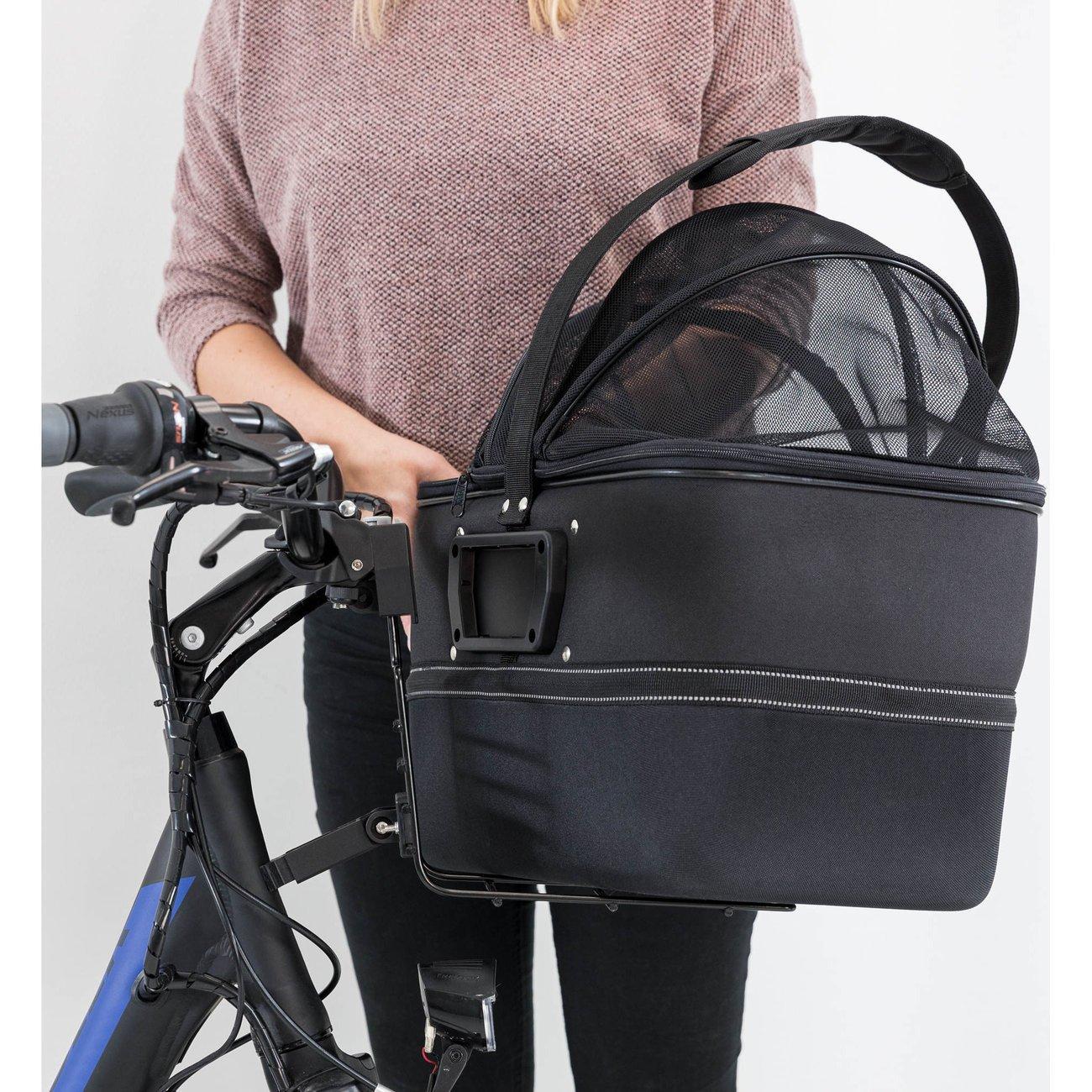 TRIXIE Lenker Front-Fahrradkorb für Hunde 13108, Bild 33