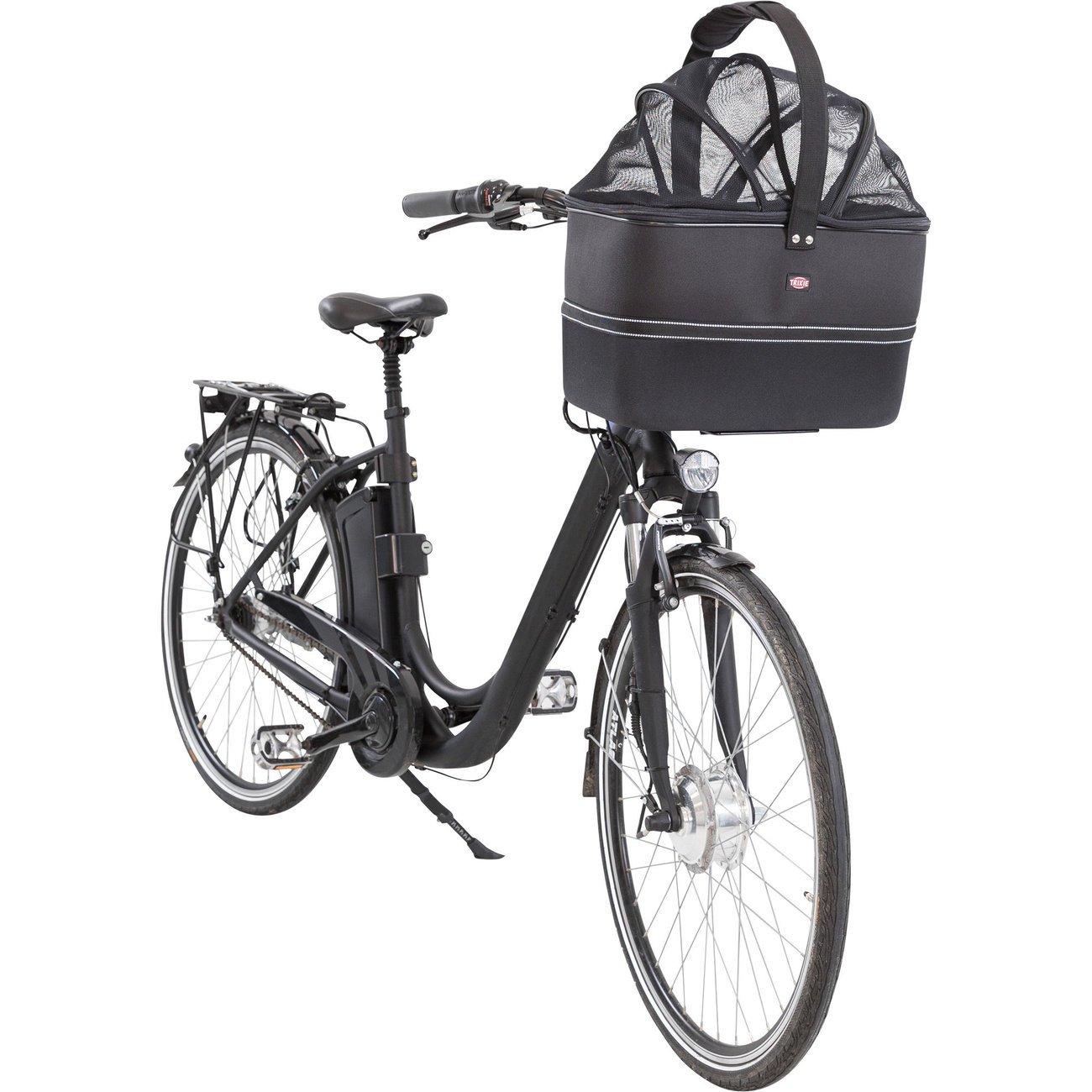 TRIXIE Lenker Front-Fahrradkorb für Hunde 13108, Bild 34