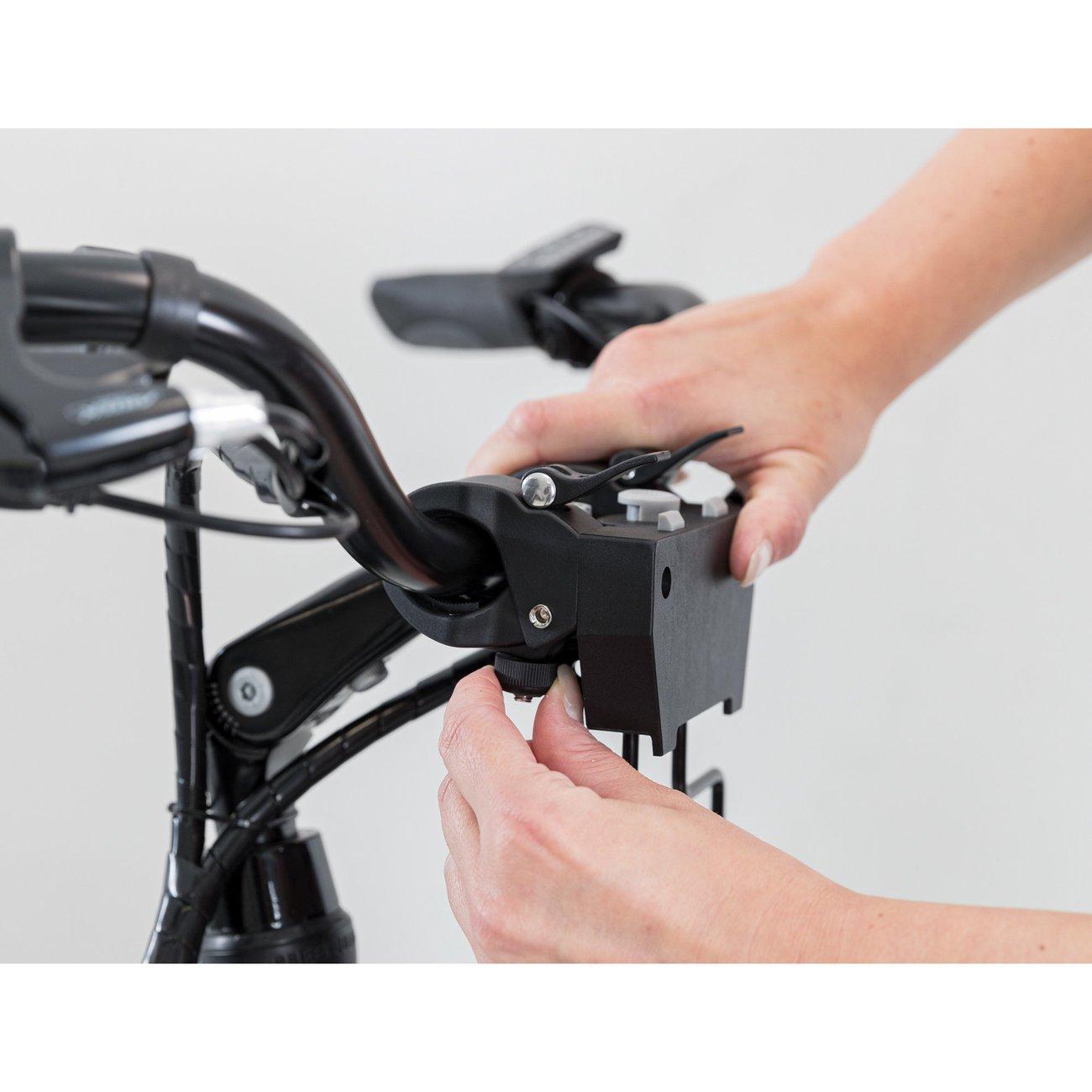 TRIXIE Lenker Front-Fahrradkorb für Hunde 13108, Bild 35