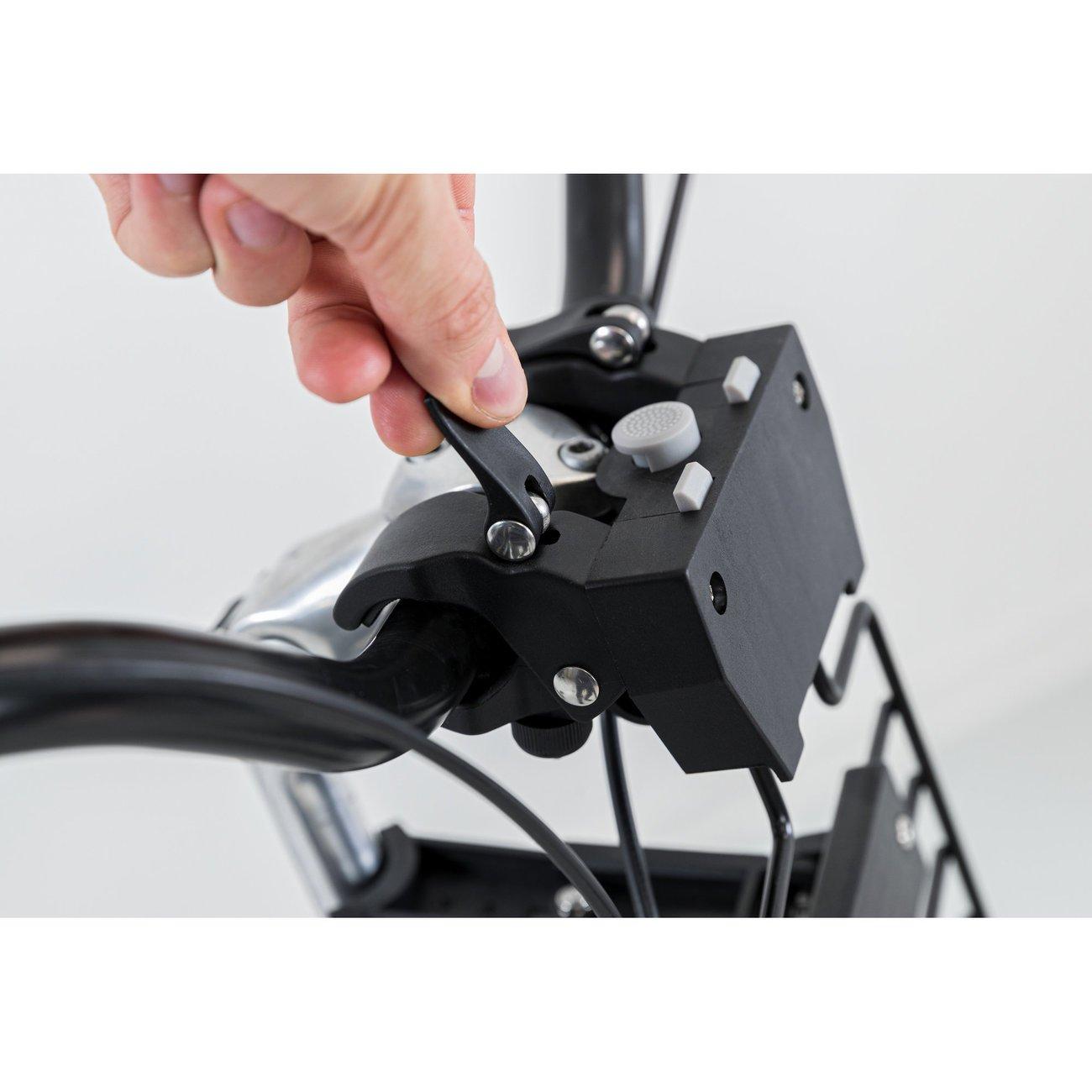 TRIXIE Lenker Front-Fahrradkorb für Hunde 13108, Bild 36