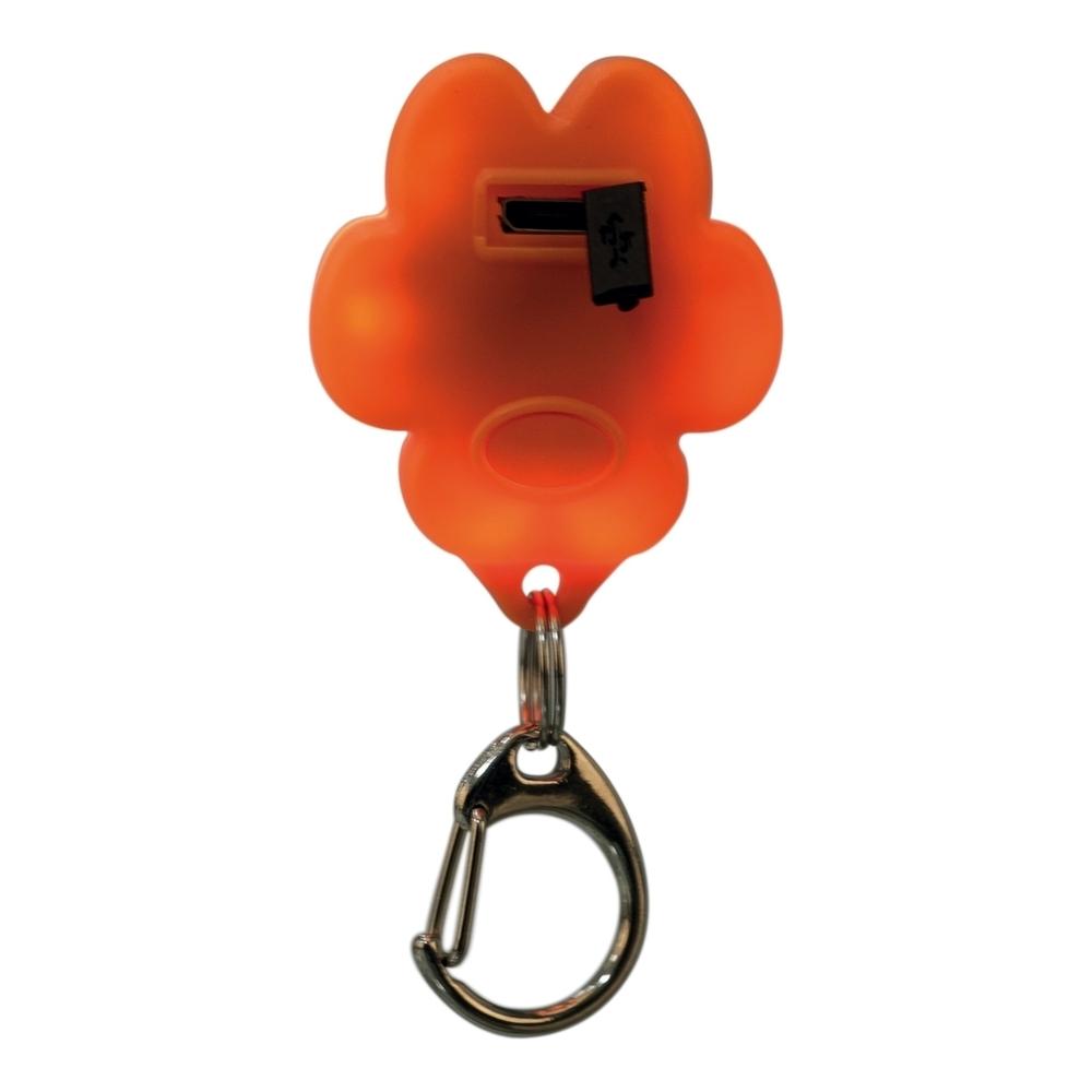 TRIXIE Leuchtanhänger Flasher für Hunde, USB 13449, Bild 5