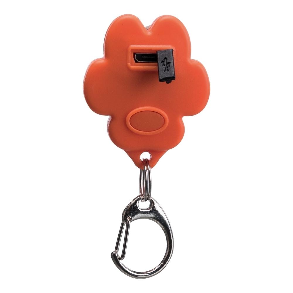 TRIXIE Leuchtanhänger Flasher für Hunde, USB 13449, Bild 6