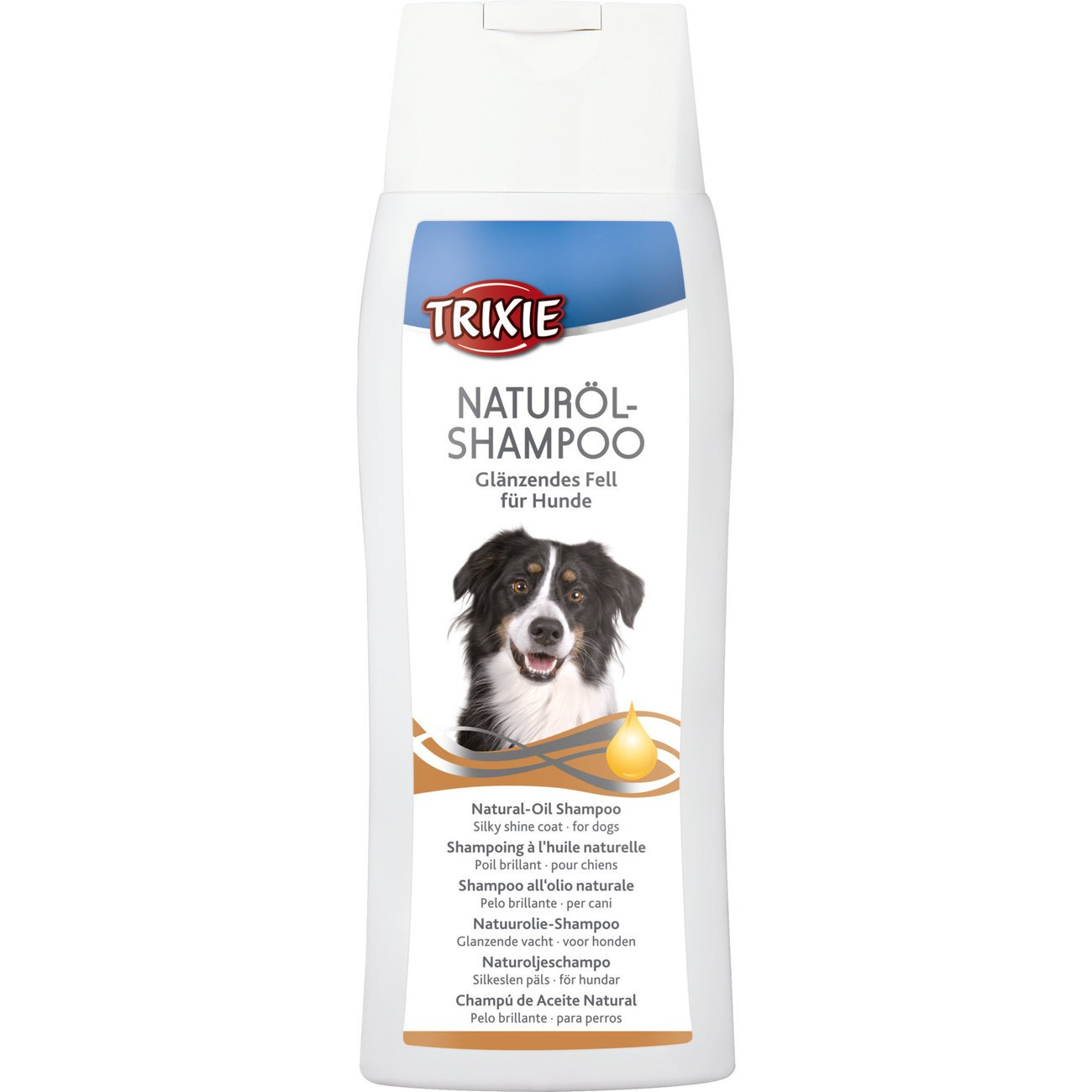 Trixie Naturöl Hundeshampoo, 250 ml