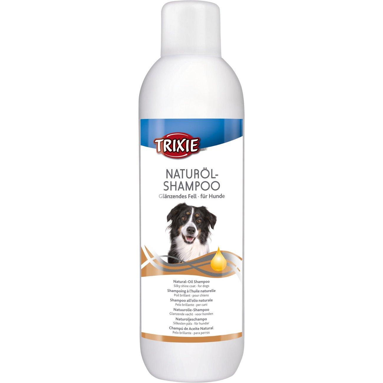 Trixie Naturöl Hundeshampoo, 1 l