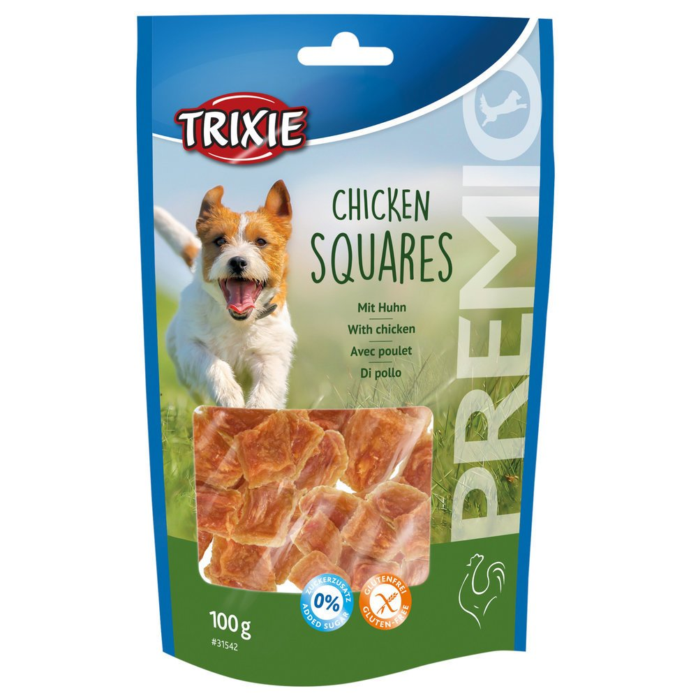 TRIXIE PREMIO Chicken Squares 31542