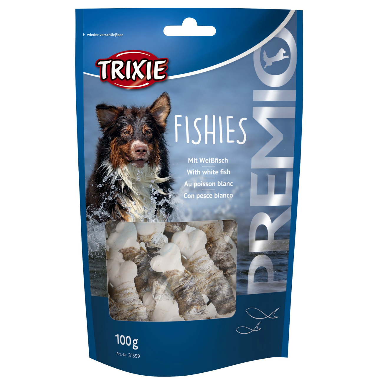 Trixie PREMIO Fishies Hundesnacks 31599