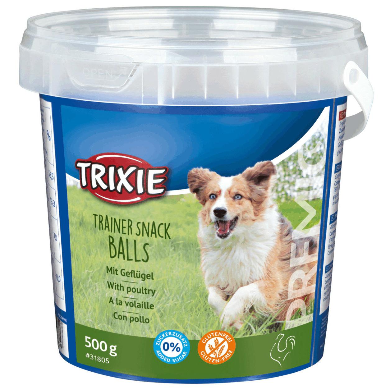 TRIXIE Premio Trainer Snack Balls 31805