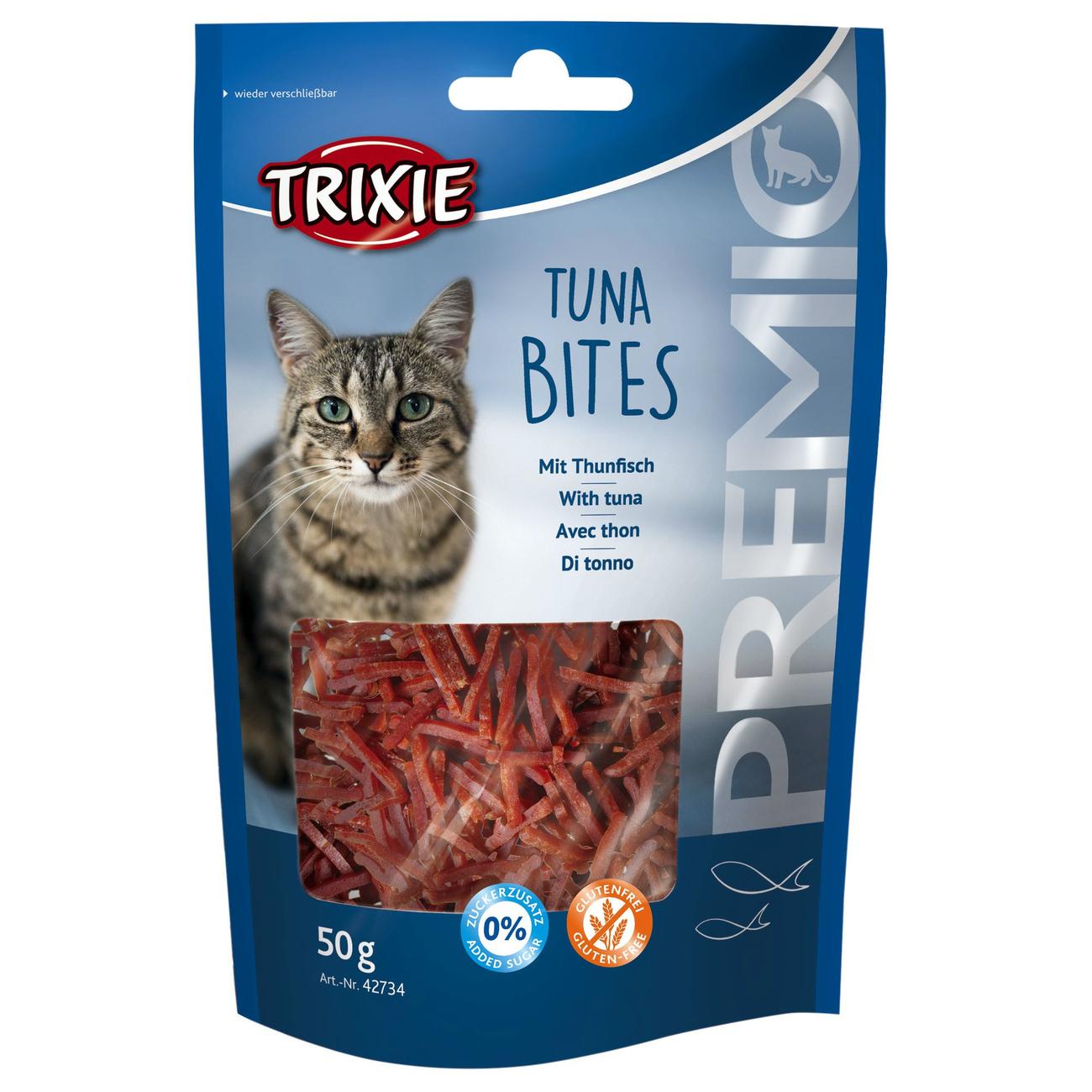 Trixie PREMIO Tuna Bites Katzenleckerlis 42734