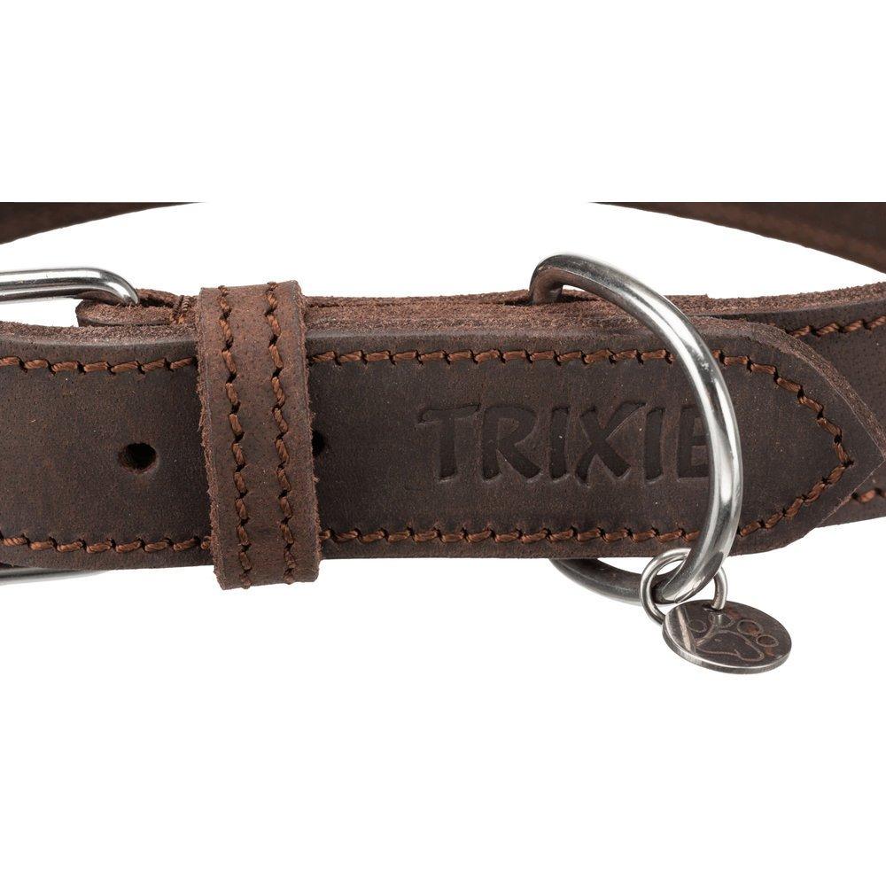 Trixie Rustic Fettleder Hundehalsband 19005, Bild 12