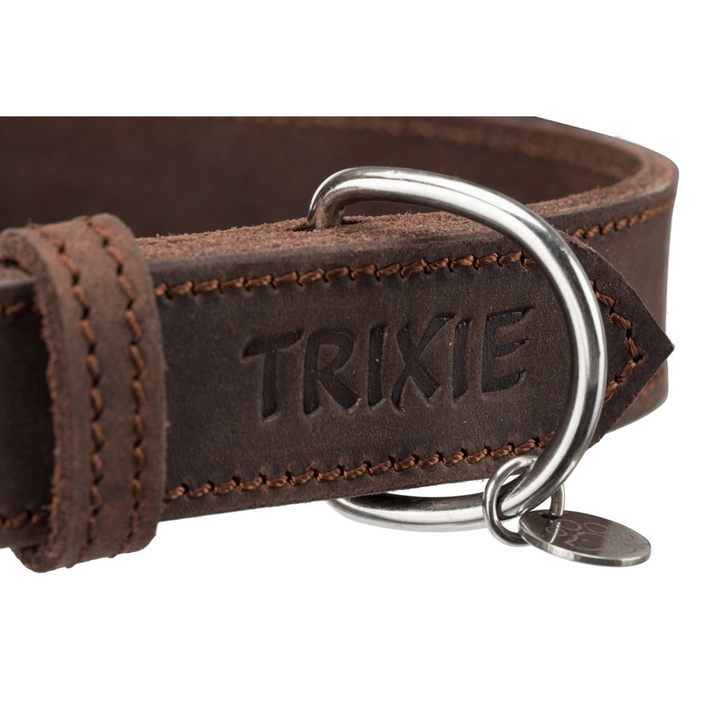 Trixie Rustic Fettleder Hundehalsband 19005, Bild 13