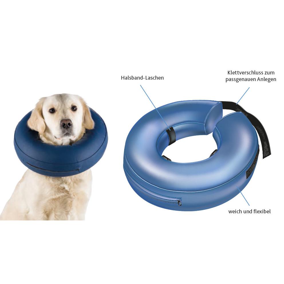 TRIXIE Schutzkragen für Hunde aufblasbar 19540, Bild 4
