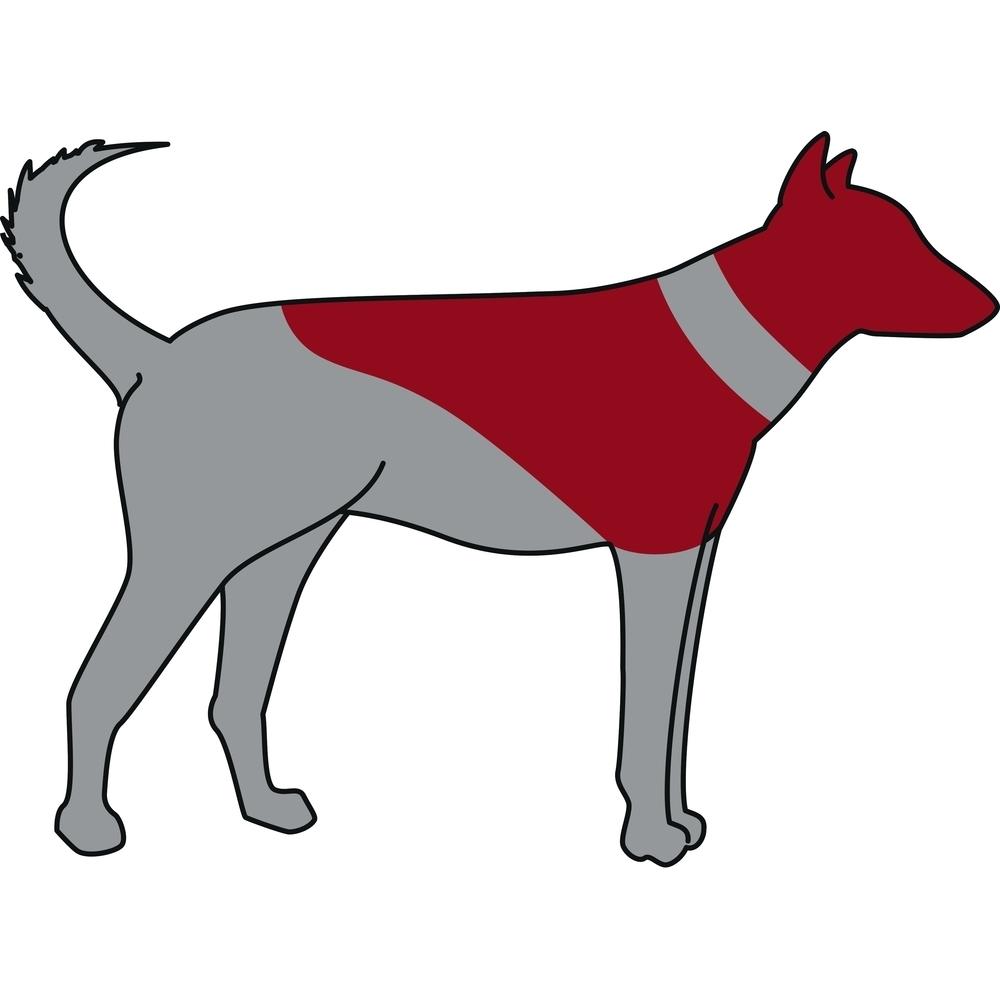 TRIXIE Schutzkragen für Hunde aufblasbar 19540, Bild 3