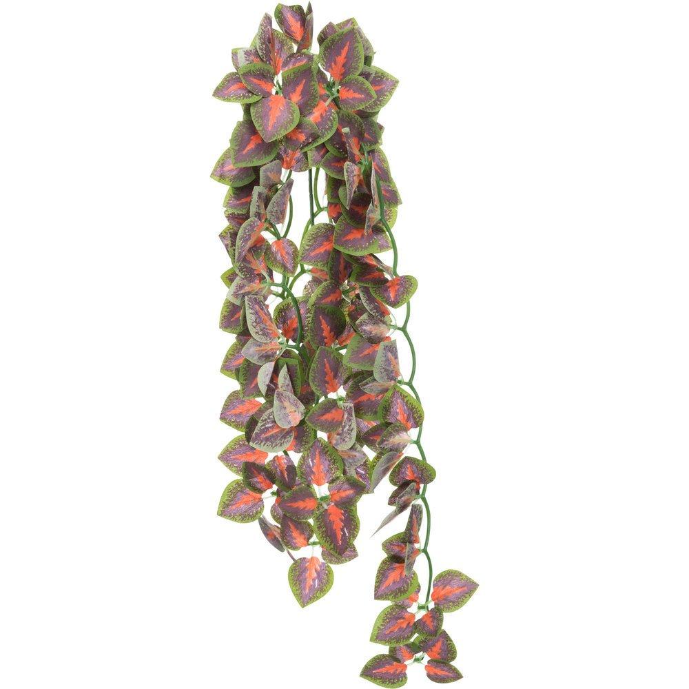 Trixie Seiden-Hängepflanze Folium Perillae für Terrarien, 50 cm