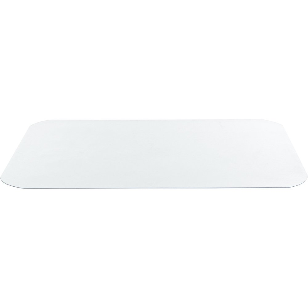 Trixie Transparente Napfunterlage, 48 × 30 cm, transparent