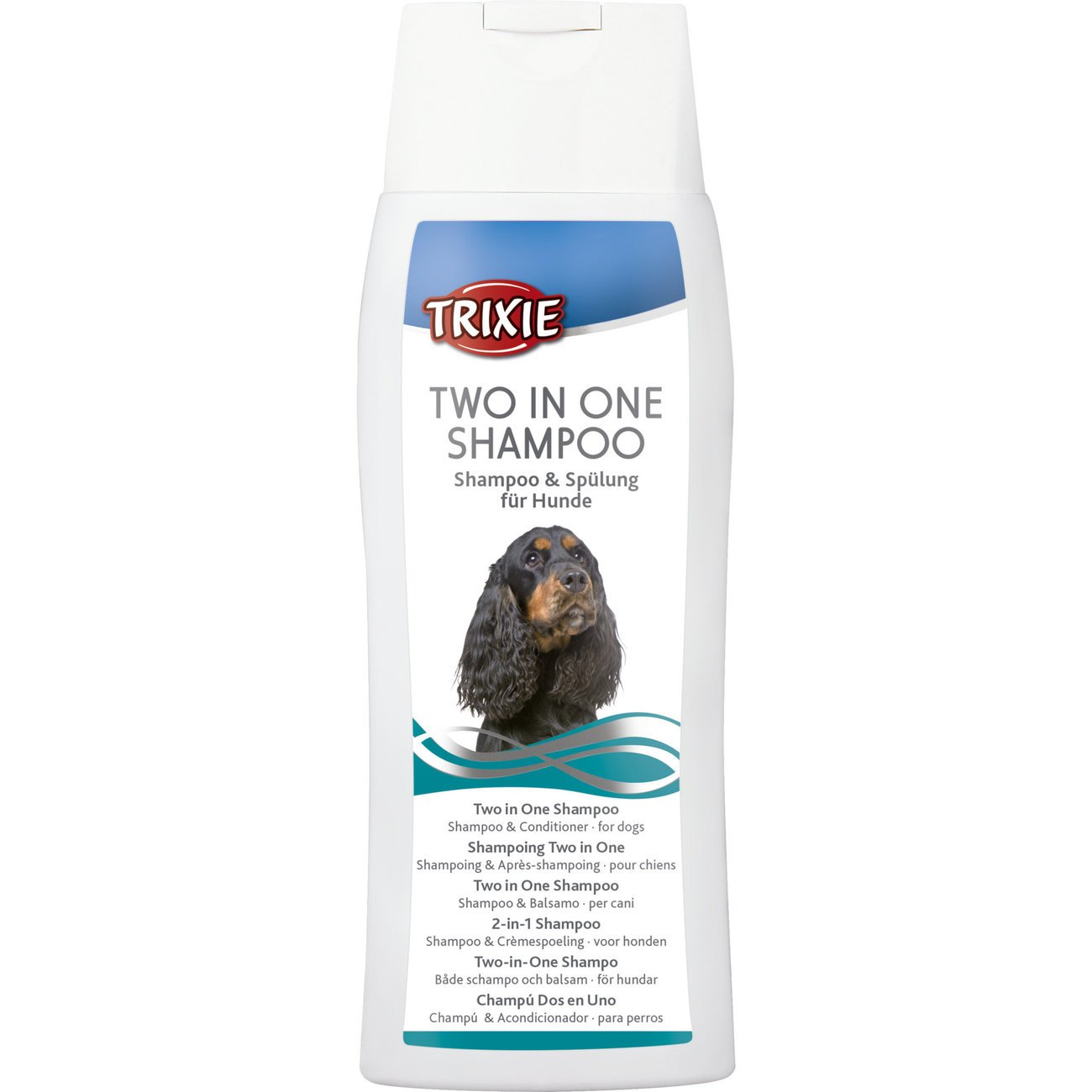 Trixie Two in One Hundeshampoo, 250 ml