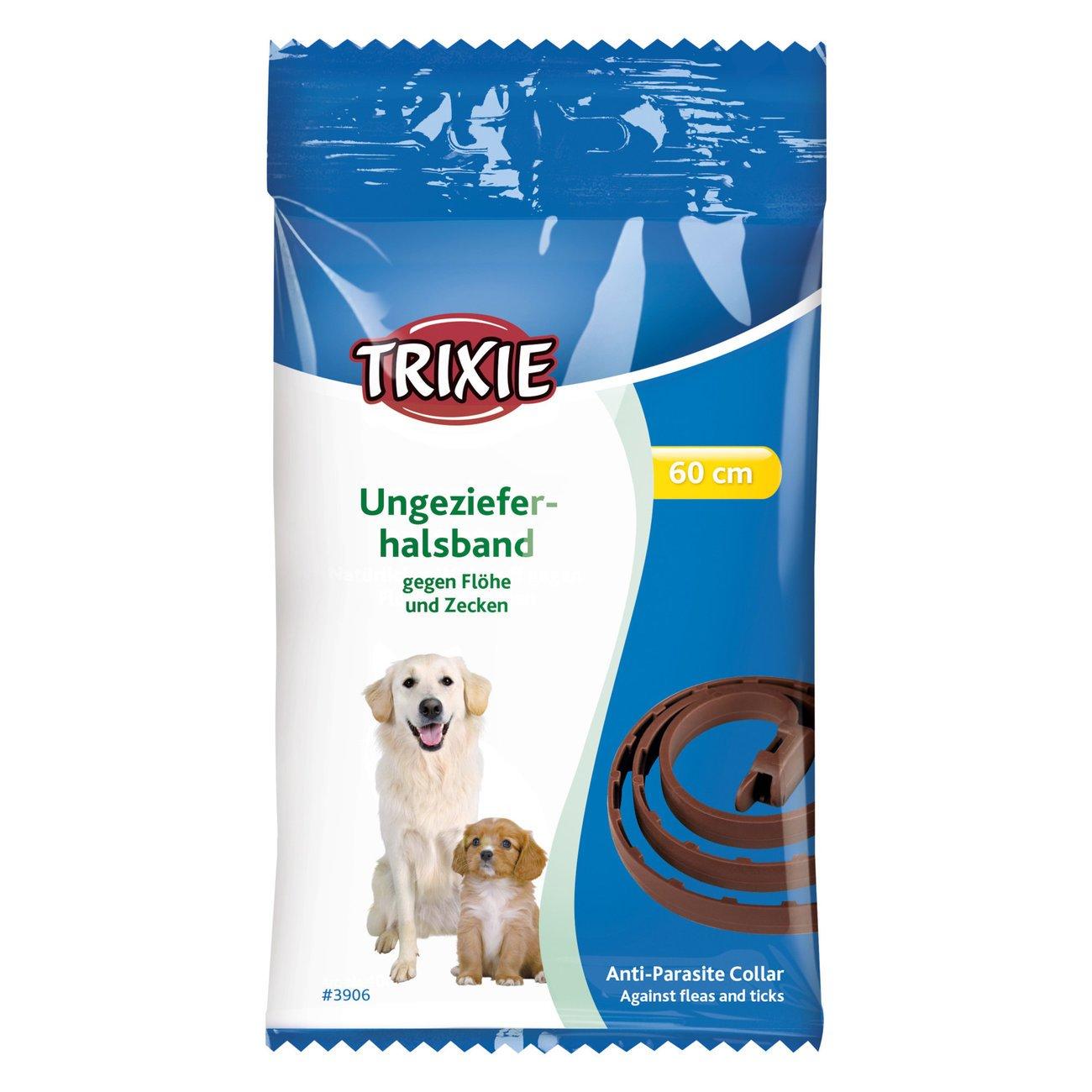 Trixie Ungeziefer Halsband für Hunde, bis zu 60 cm