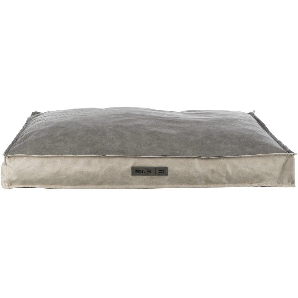 Trixie Vital Kissen Calito, 70 × 50 cm, sand/grau