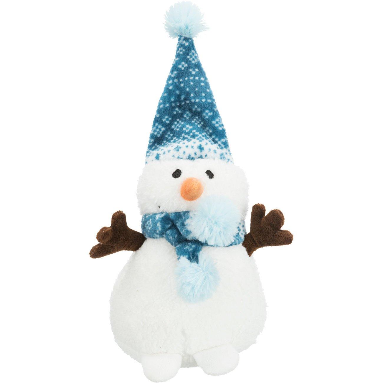 Trixie Xmas Figur mit Pudelmütze, zufällige Ausführung, 20 cm
