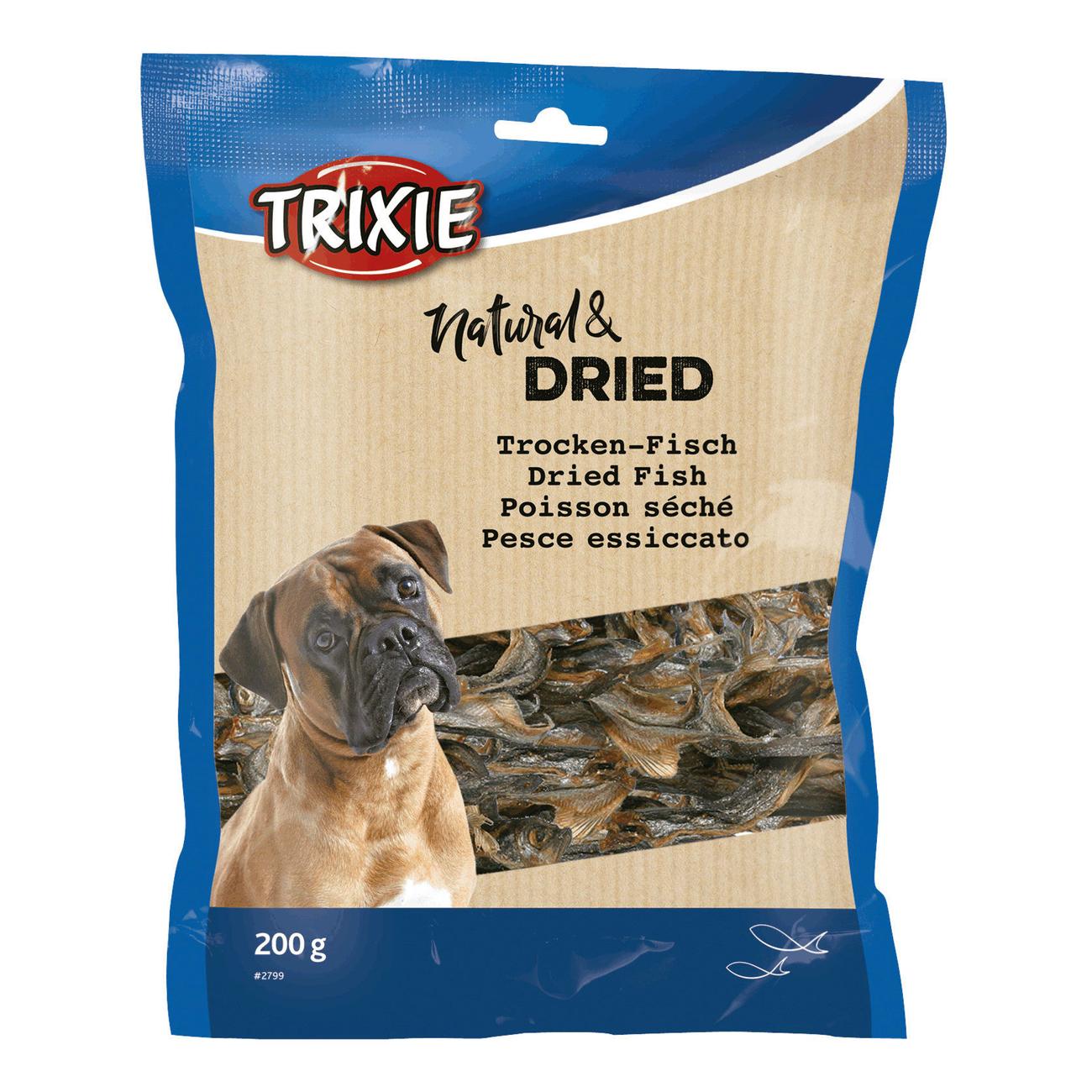 TRIXIE Trockenfisch-Sprotten für Hunde 2799