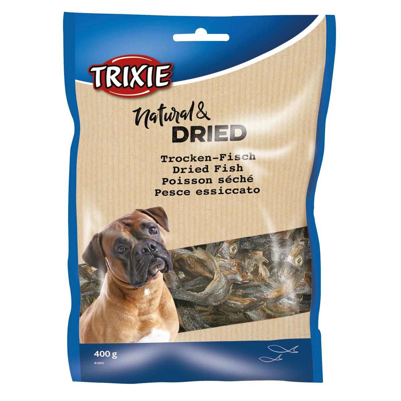 TRIXIE Trockenfisch-Sprotten für Hunde 2799, Bild 2