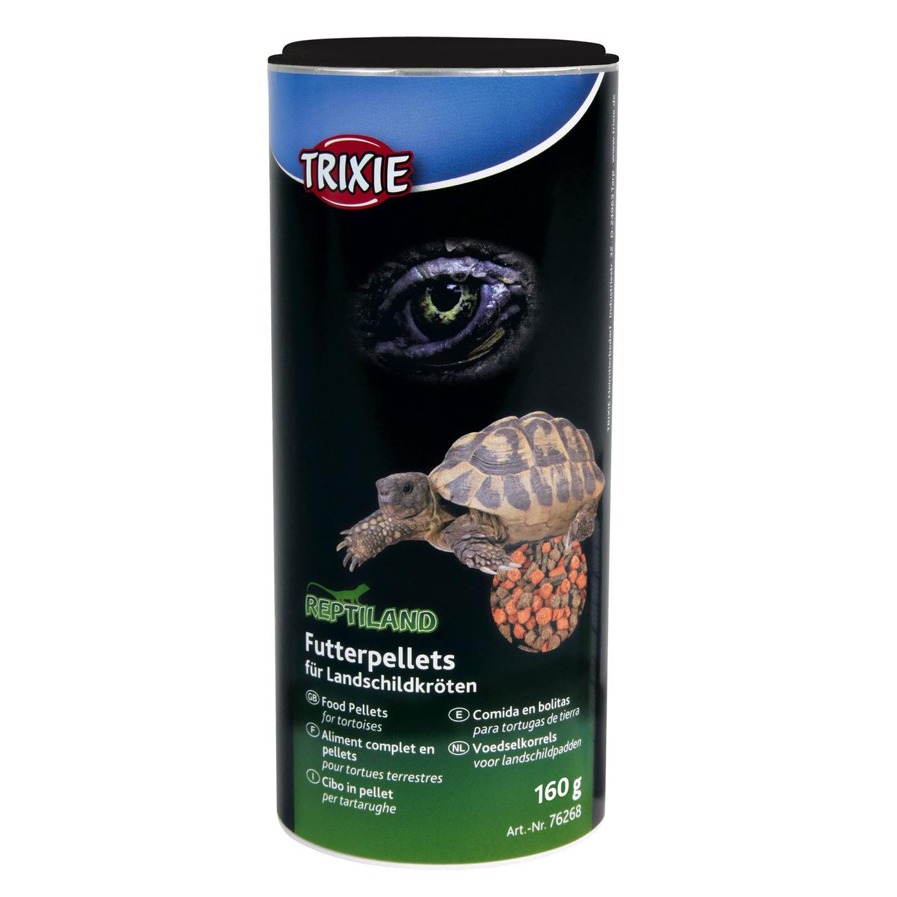 Trixie Trockenfutter für Landschildkröten 76268