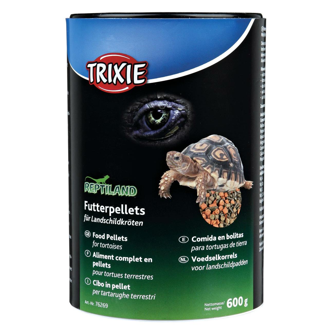 Trixie Trockenfutter für Landschildkröten 76268, Bild 2