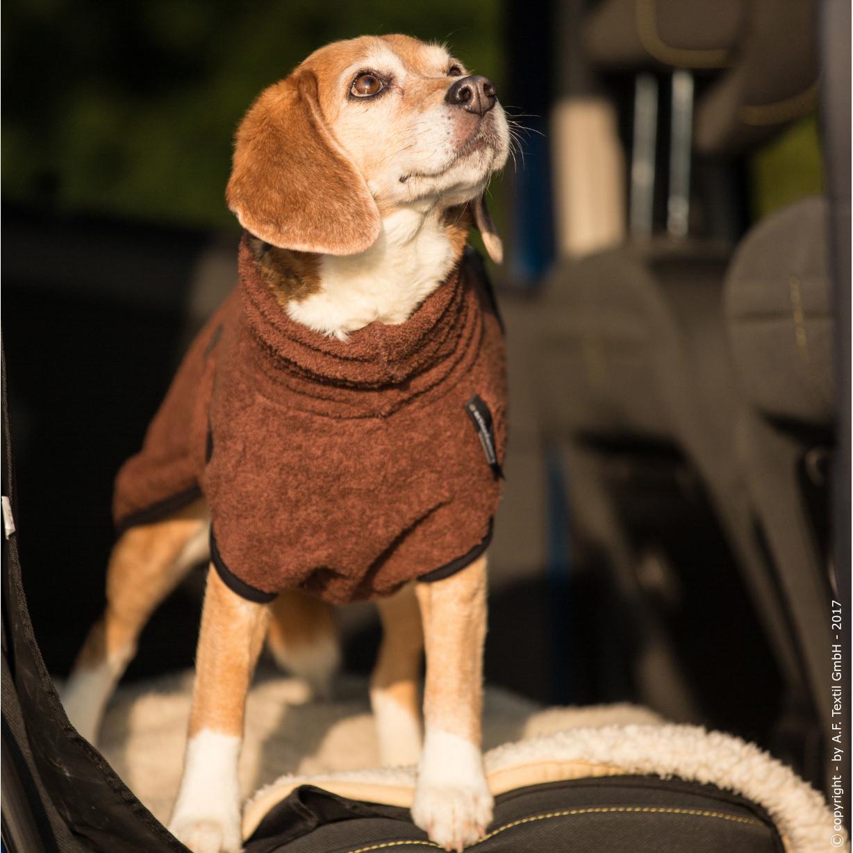 fit4dogs Dryup Mini Trockenmantel für Hunde