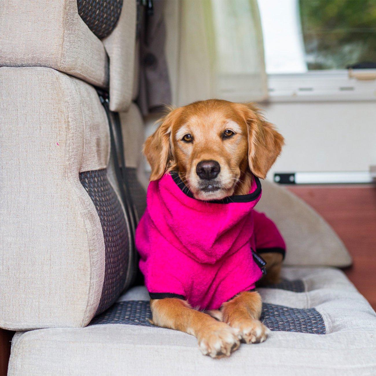 fit4dogs Trockenmantel Hund Dryup Cape, Bild 20