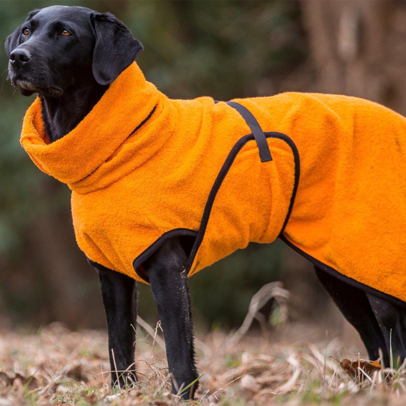 fit4dogs Trockenmantel Hund Dryup Cape, Bild 11