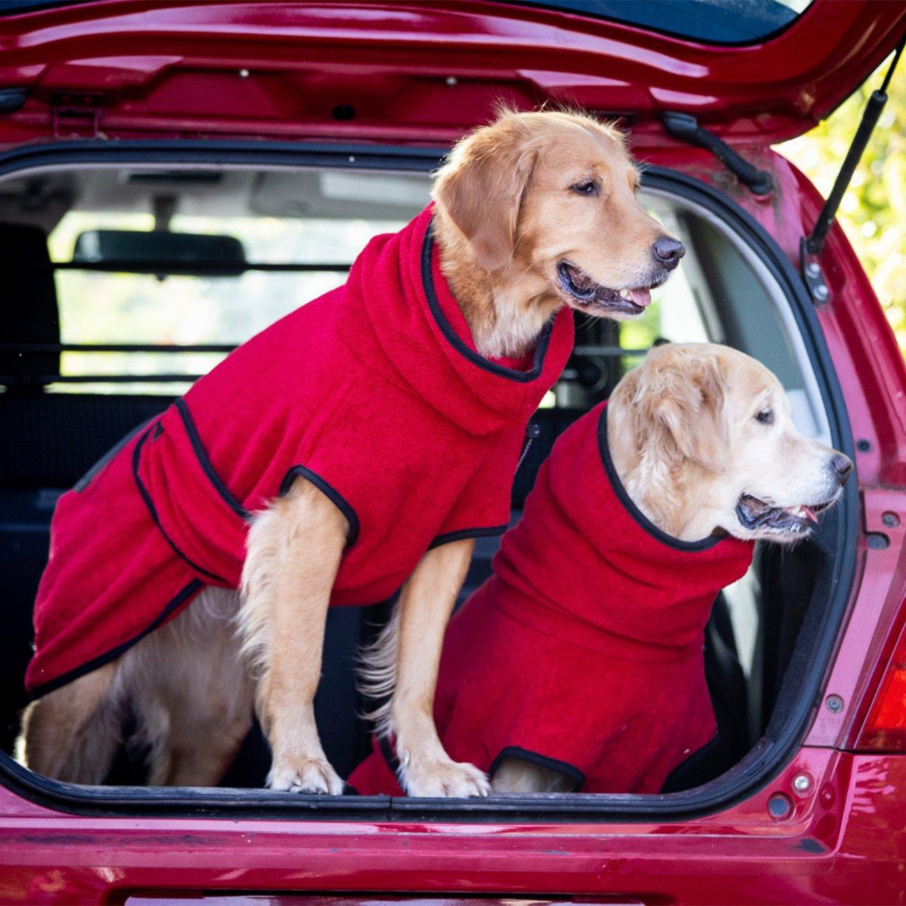 fit4dogs Trockenmantel Hund Dryup Cape, Bild 16
