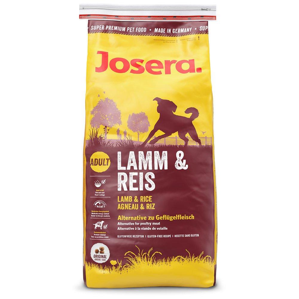 Josera Trockenfutter Lamm & Reis, 900 g
