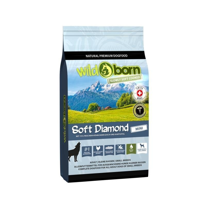 Wildborn Soft Diamond Mini Preview Image