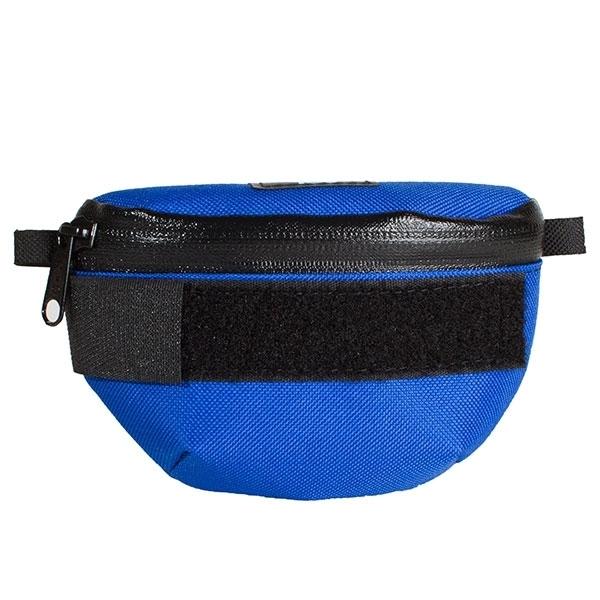 Universal Seitentasche für Julius K9 IDC-Geschirre, Mini bis 4, blau