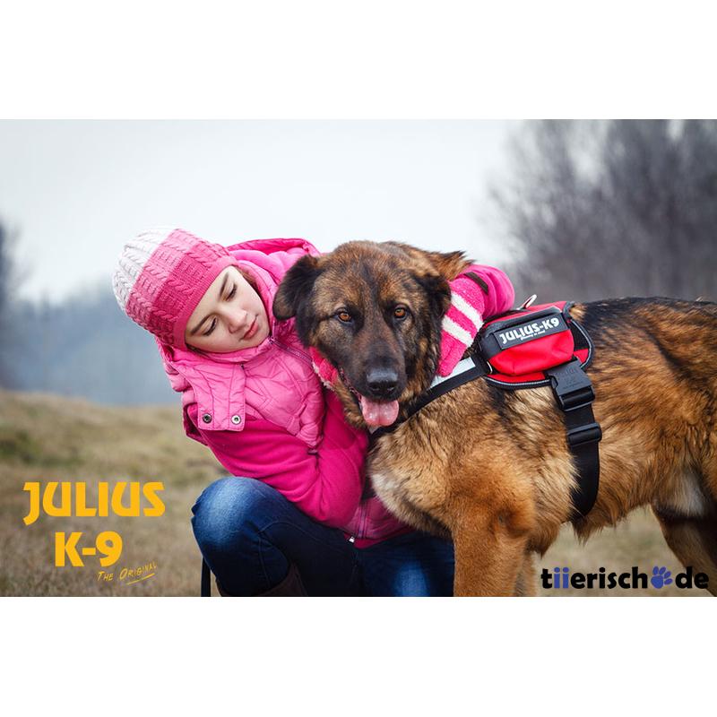 Julius K9 Universal Seitentasche für IDC-Geschirre, Bild 15