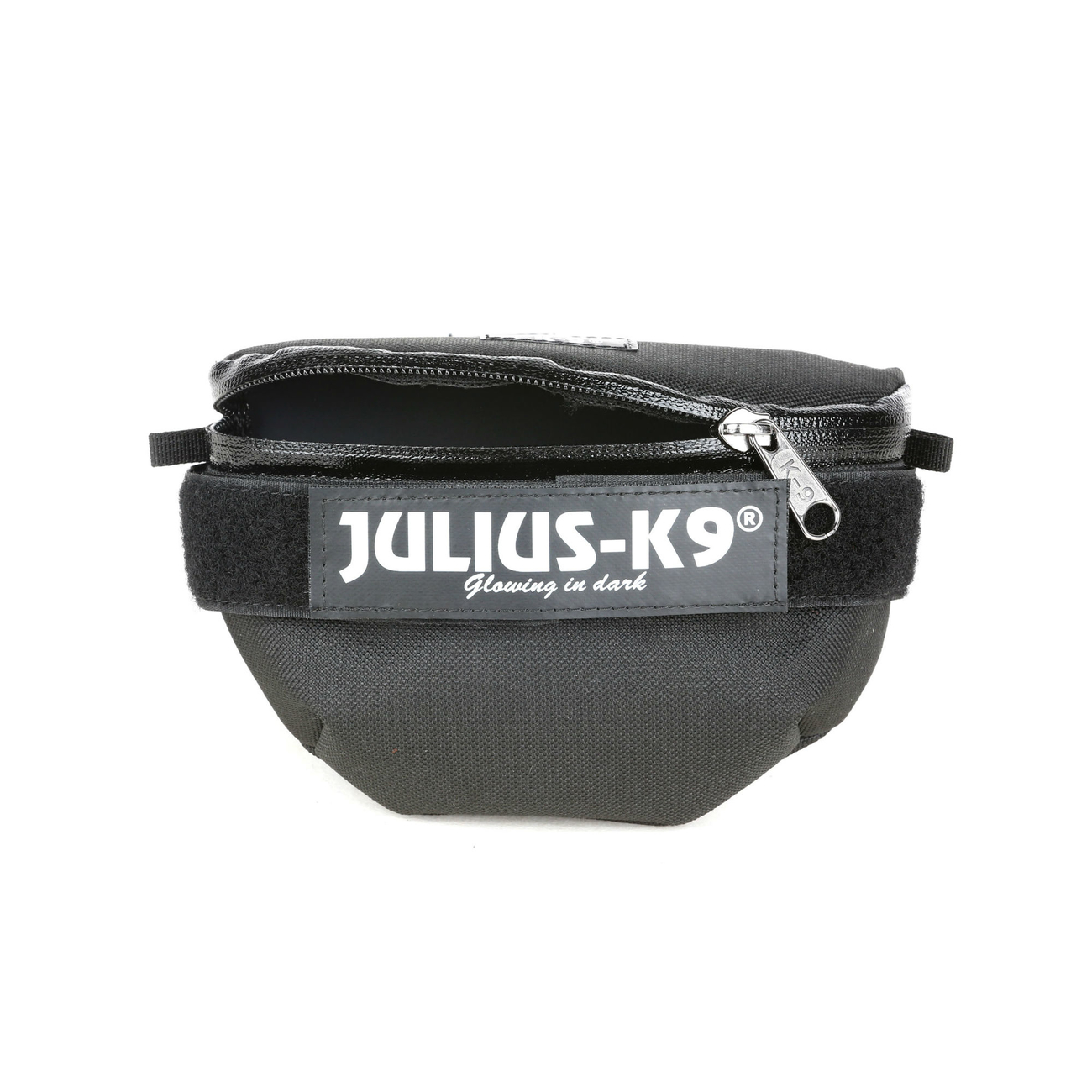 Universal Seitentasche für Julius K9 IDC-Geschirre, Mini bis 4, schwarz