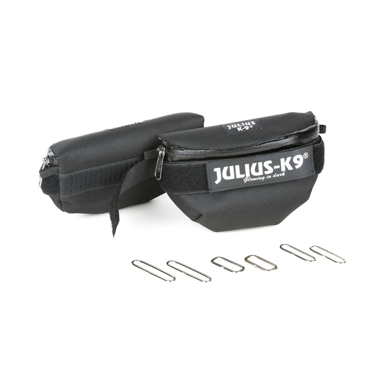 Julius K9 Universal Seitentasche für IDC-Geschirre, Bild 5